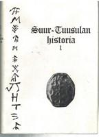 Suur-Tuusulan historia I-III   (Tuusula-Kerava-J�rvenp��)