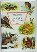 Eläimiä värikuvina  (Nisäkkäät.Matelijat.Sammakkoeläimet)