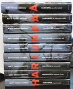 Harjunpää-sarja 9 kirjaa