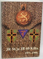 JR 56 ja JR 60 Kilta 1971-1996