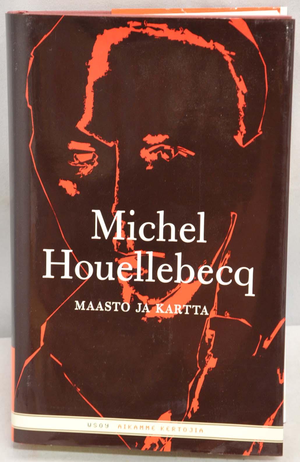 Antikka Net Maasto Ja Kartta Houellebecq Michel