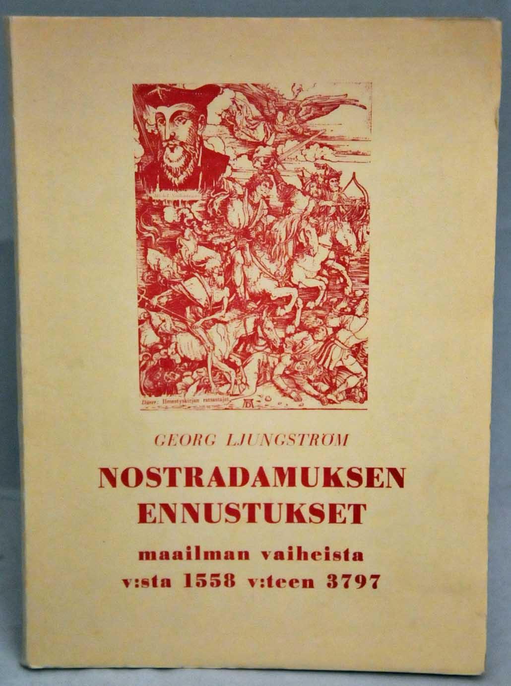 Nostradamuksen Ennustukset