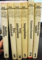 Suuri satukirjasto 1-6