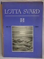 Lotta-Svärd  viimeinen vsk.  1944  irtonumeroina