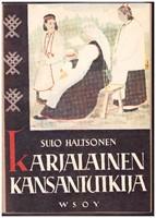 Karjalainen kansantutkija - Theodor Schvindtin elämä