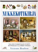 Nukkekotikirja - Tee itse nukketalon nuket, huonekalut ja pikkutavarat