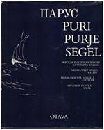 Merirunoutta neljällä kielellä - parus - puri - purje - segel