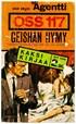 Agentti OSS 117 Geishan hymy - Seikkailee Moskovassa (kaksoiskirja)