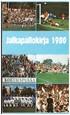 Jalkapallokirja 1980