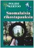 Poliisi kertoo - suomalaisia rikostapauksia III