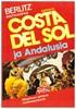 Berlitz matkaopas - Espanja Costa Del Sol ja Andalusia