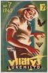 Yllätyslukemisto 7/1942