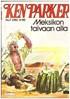 Ken Parker 7/1981 Meksikon taivaan alla