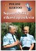 Poliisi kertoo - suomalaisia rikostapauksia I