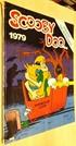 Scooby Doo 1979