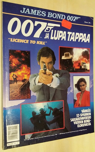 kuva: James Bond 007: Lupa tappaa