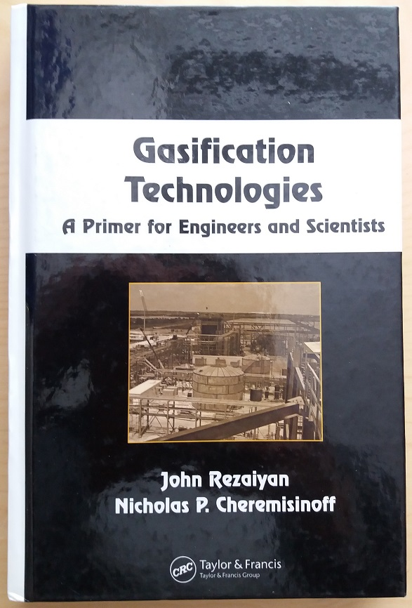 kuva: Gasification Technologies: A Primer for Engineers and Scientists