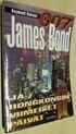 James Bond 007 ja Hongkongin viimeiset päivät