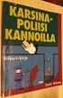 Karsinapoliisi kannoilla - Dilbert-kirja