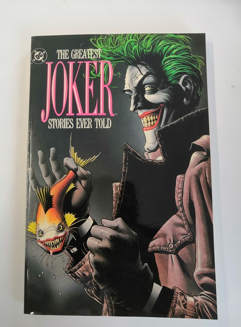 kuva: The Greatest Joker Stories Ever Told (Greatest DC Stories Vol 3)