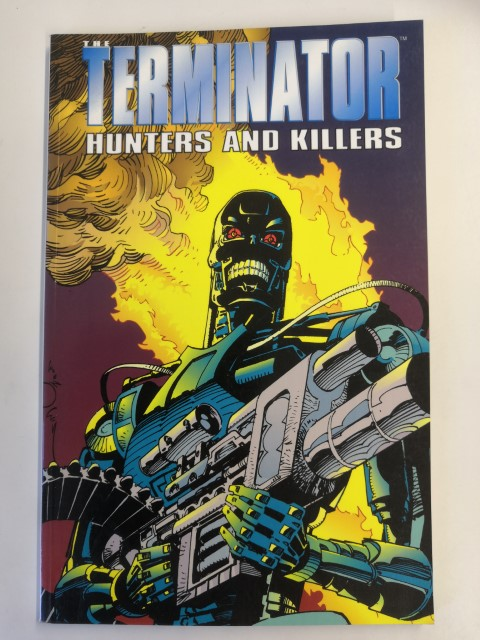 kuva: The Terminator Hunters And Killers (Star System Exclusive)
