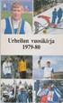 Urheilutieto - Urheilun vuosikirja 1979-1980