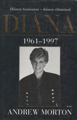 Prinsessa Dianan elämäkerta oli aikansa kohukirja