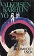 Valkoisen karhun yö