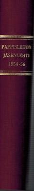 Suomen kirkon pappisliiton jäsenlehti 1954-56 (vuosikerrat)