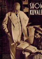 Suomen kuvalehti - 3 Sibelius-kantista numeroa (49/1935 - 49/1940 - 49/1945)