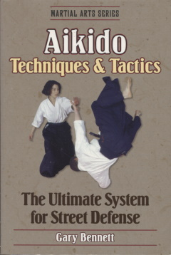 kuva: Aikido techniques & tactics - The ultimate system for street defence