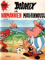 Asterix ja normannien maihinnousu - Asterix seikkailee (1. painos)