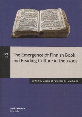 kuva: The Emergence of Finnish Book and Reading Culture in the 1700s