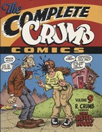 The Complete Crumb Comics - Volume 9 - R. Crumb Versus the Sisterhood!