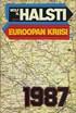 Euroopan kriisi 1987