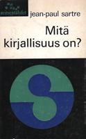 Mitä kirjallisuus on? - Esseitä II (Seitsentähdet)
