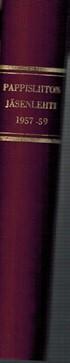 Suomen kirkon pappisliiton jäsenlehti 1957-59 (vuosikerrat)