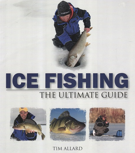 kuva: Ice Fishing - The Ultimate Guide (pilkkiminen)