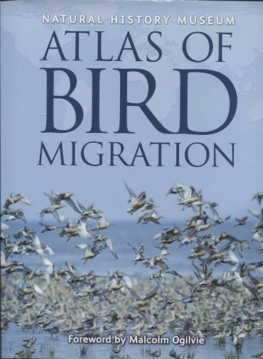 kuva: Natural History Museum Atlas of Bird Migration - Tracing the great journeys of the world