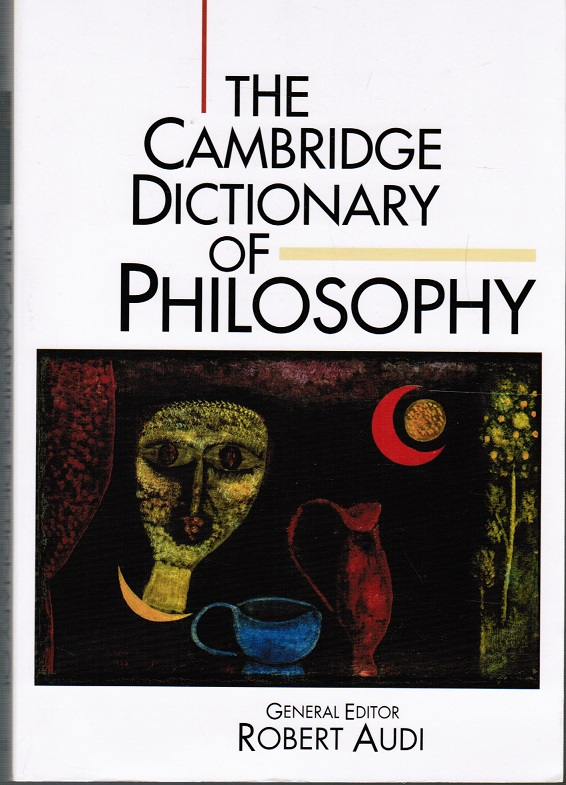 kuva: The Cambridge Dictionary of Philosophy