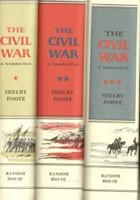 The Civil War - A Narrative I-III (Yhdysvaltain sisällissota)