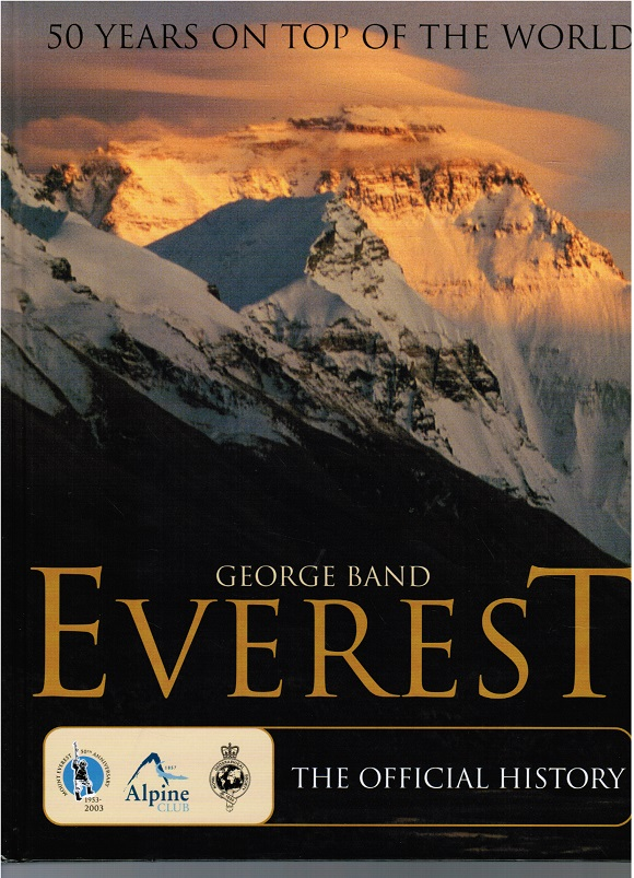 kuva: Everest - 50 Years on Top of the World - The Official History