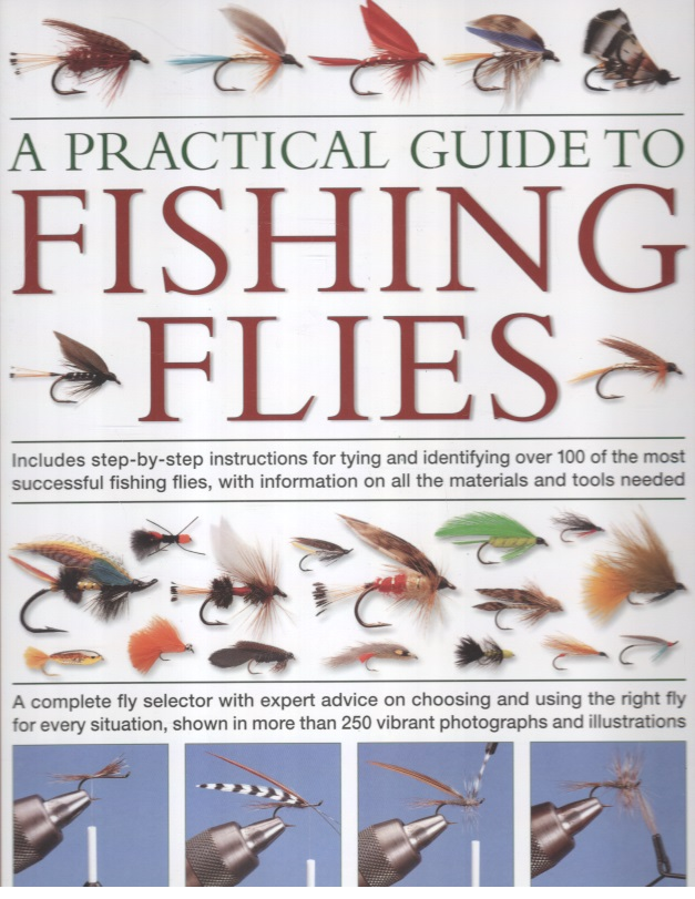 kuva: A Practical Guide to Fishing Flies (perhokalastus)