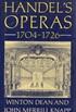 Handel's Operas 1704-1726 (Händel, ooppera)