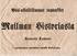 Pää-asiallisimmat tapaukset maailman historiasta - Kolmessa taulussa ensimäisen opetuksen avuksi*