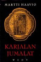 Karjalan jumalat - Uskontotieteellinen tutkimus*