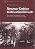 Neuvosto-Karjalan taistelu itsehallinnosta - Nationalismi ja suomalaiset punaiset Neuvostoliiton vallankäytössä 1920-1939