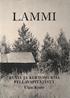 Lammi - Kuvia ja kertomuksia pellavapitäjästä