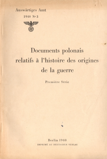 kuva: Documents polonais relatifs a l