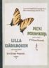 Pieni perhoskirja - Lilla fjärilboken